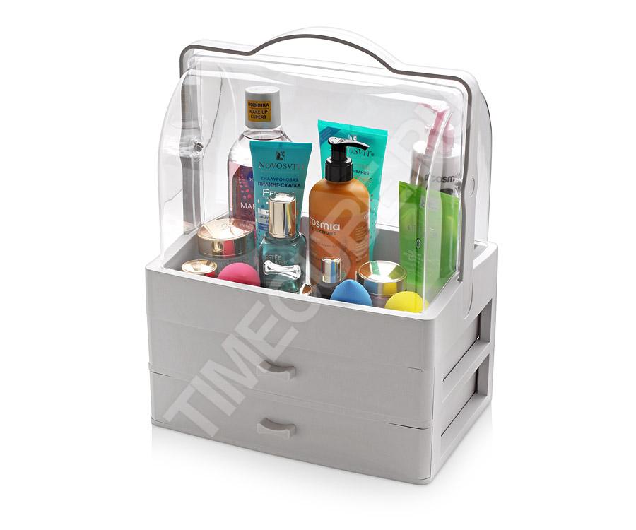 Купить органайзер для хранения косметики в москве детские наборы косметики для девочек маленькая фея купить